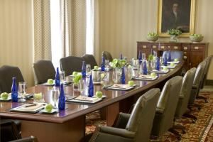 Brown University Boardroom, Hotel Providence, Providence