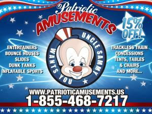 Patriotic Amusements