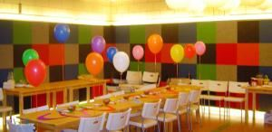 Large Birthday Party Room, Children's Museum Of Pittsburgh, Pittsburgh