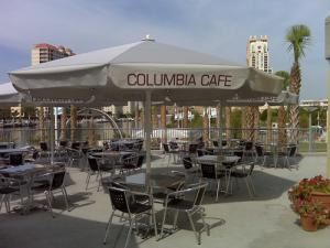 Columbia Cafe Riverwalk Tampa