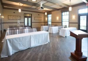 Conference Room / Ceremony Room, NOAH'S Event Venue - Fairview/Allen, McKinney
