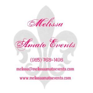 Melissa Amato Events