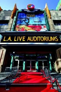 L.A. LIVE Auditoriums