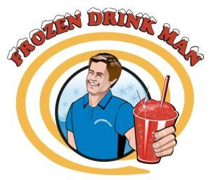 Frozen Drink Man