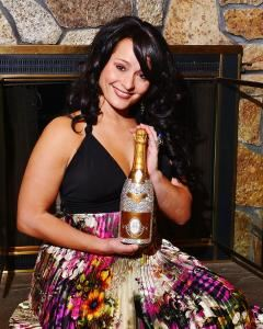 Liquid Diamondz Personalized Champagne & Wine