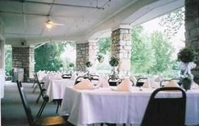 Covered Terrace, Hillcrest Golf And Country Club, Kansas City