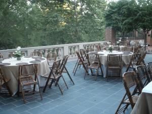 Weekday Daytime Rental $500 per hour, Dumbarton House, Washington