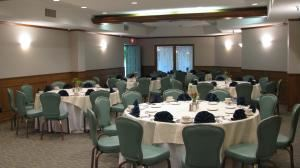 Seymour A. Sikov Conference Room, Green Oaks Country Club, Verona