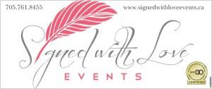 Signed with Love Events