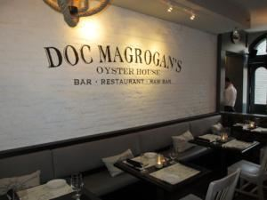 Doc Magrogan's Oyster House