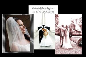 Full day wedding package, Rainbow Photography, Milwaukee
