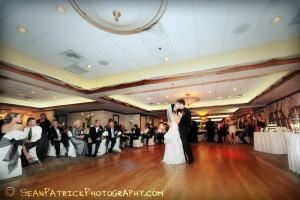 Ballrooms, Woodlake Country Club, Lakewood — Dance floor