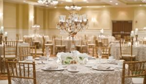 Grand Ballroom-Salon D, Embassy Suites Tampa - USF/Near Busch Gardens, Tampa