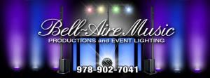 Bell-Aire Music Productions and Event Lighting