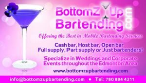 Bottomz Up Bartending