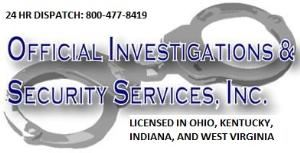 Official Investigations And Security Services Louisville