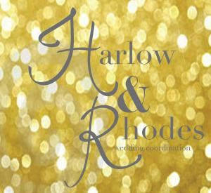 Harlow & Rhodes Wedding Coordination