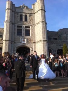 Royal Wedding & Reception Package, Pythian Castle, Springfield