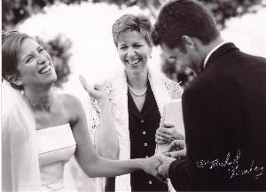 Annemarie Juhlian, Seattle Wedding Officiant