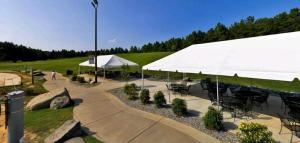 Tent, US National Whitewater Center, Charlotte