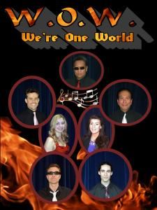 W.O.W., We're One World Band