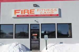 FIRE Fitness Camp