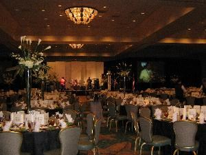 Embassy Suites at Kingston Plantation, Myrtle Beach — The Kensington Ballroom is the place to host a Grand event!  The room can accomodate 1000 seated guests or 1800 reception style!