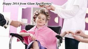 Glam Spa Parties