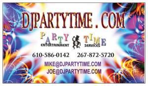Party Time Entertainment Services