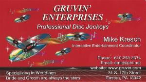 Gruvin' Enterprises