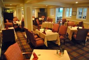 Main Dining Room, Country Club Of Maryland, Towson