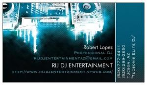 RIJ DJ Entertainment