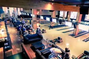 Entire Facility, Grand Central Restaurant & Bowling Lounge, Portland — Grand Central capacity is 600 people, contact us today for your event!