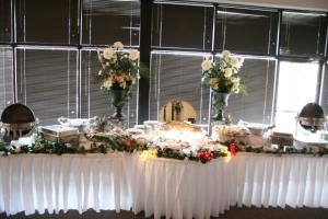 Buffet Bridal Option, LakeRidge Country Club, Lubbock