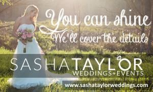 Sasha Taylor Weddings + Events