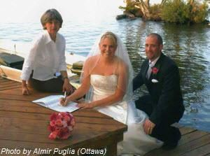 Judie Diamond - Wedding Officiant