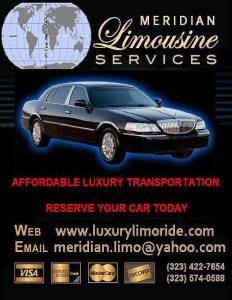 Meridian Luxury Ground Transportation, Inc.