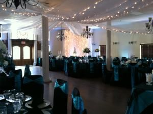 The Orchid Reception, The Garden Ballroom, Winter Haven