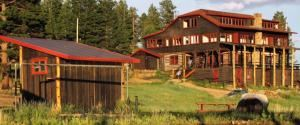 The Lodge, Colorado Mountain Ranch, Boulder