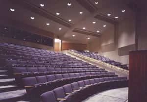 Auditorium, Beckman Center, Irvine