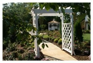Gazebo, Bradford House and Gardens, Inc., Flowery Branch
