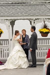 Traditional Wedding Ceremony, Maureen Davis, Port Saint Lucie