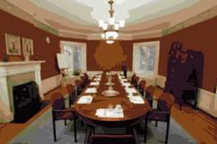 Meeting Room, The Perkins Mansion, Rochester