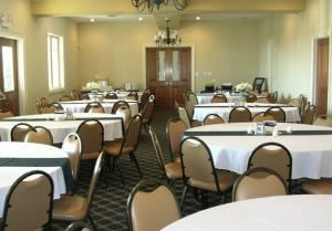 Banquet Room, Clover Valley Golf Club, Johnstown