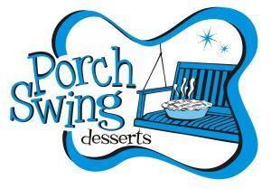 Porch Swing Desserts