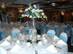 Ocean View Ballroom East & West, Ocean Sky Hotel and Resort, Fort Lauderdale — A perfect choice for your wedding reception , social occasions, corporate events and holidays parties.