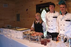 Catering Packages Starting From $17.00 Per Person, Moose Hollow Lodge, Sevierville