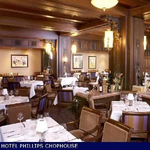 The Phillips Package starting at $25/person, Hotel Phillips, Kansas City — Phillips Chophouse Dining