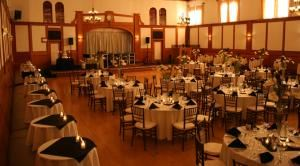 The Historic Fullerton Ballroom & Dancesport Center
