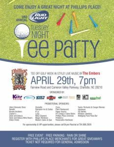 Tuesday Night Tee Party